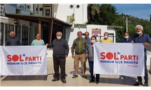 SOL Parti Bodrum İlçe Örgütü'nden Ahmet Aras'a tepki