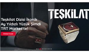 TRT yüzük satmaya başladı
