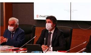 11 kişiye bir yılda 5,4 milyon lira: Ziraat Bankası keseyi yönetim için açmış