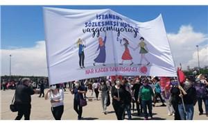 Kadınlar Maltepe'de buluştu: İstanbul Sözleşmesi'nden vazgeçmiyoruz