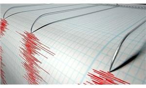 Kandilli açıkladı: İstanbul'da 4,2 büyüklüğünde deprem