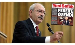 Kılıçdaroğlu'ndan Yeni Şafak'ın manşetine tepki: Bu da başka bir trol zekâsı ürünü