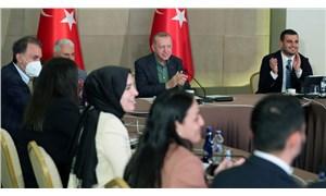 Erdoğan'dan 'sağlığınız nasıl' sorusuna yanıt: Yıkılmadık, ayaktayız