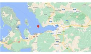 İzmir Körfezi'nde 3.1 büyüklüğünde deprem