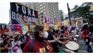 Bolsonaro'ya öfke