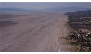 Meksika'nın en büyük ikinci gölü Cuitzeo tamamen kurudu