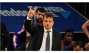 THY Avrupa Ligi'nin en iyi başantrenörü Ergin Ataman seçildi