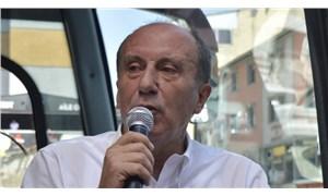 Muharrem İnce, Ağrı'da: Sıkışmışsınız AKP ile HDP arasına başka hiçbir yere gitmiyorsunuz