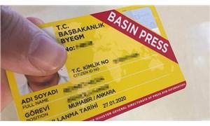 Değiştirilen basın kartı yönetmeliği tekrar davalık oldu