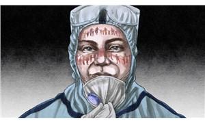 Pandemi konulu Uluslararası Karikatür Yarışması sonuçlandı: Shahrokh Heidari birinci oldu