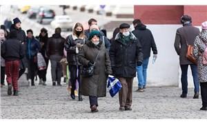 Rusya'da 21 Ocak'tan bu yana en yüksek günlük vaka sayısı kaydedildi