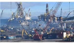 Zehir saçan gemiye karşı uluslararası dayanışma