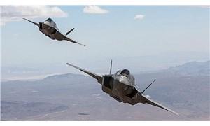 ABD uçakları Irak ve Suriye'de hava saldırıları düzenledi