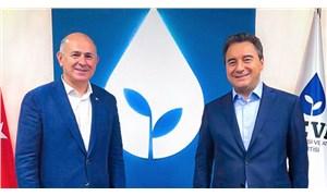AKP'li isim DEVA Parti'nin İstanbul yönetiminde