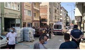 Bursa'da bir binanın yıkımını sırasında sıkışan işçi yaşamını yitirdi