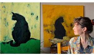 Kara Kedinin Günlüğü çizgilerde