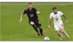 EURO 2020: İngiltere, Almanya'yı geçerek çeyrek finale yükseldi