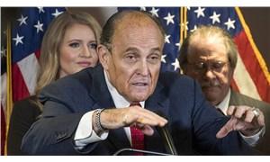 Trump'ın avukatı Giuliani'ye Türkiye soruşturması