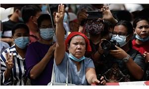 Myanmar'da darbe sonrası gözaltına alınan 2296 kişi serbest bırakıldı