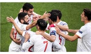 EURO 2020'de ilk yarı finalistler belli oldu: İspanya ile İtalya karşılaşacak