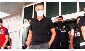 Vitor Pereira, İstanbul'a geldi