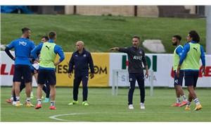 Fenerbahçe, Pereira yönetiminde ilk antrenmanını gerçekleştirdi