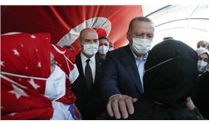 Erdoğan ile Soylu uzun süre sonra ilk kez aynı karede