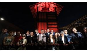 İBB, tarihi Hasanpaşa Gazhanesi'ni 'Müze Gazhane' adıyla hizmete açtı