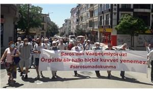 Saros için adalet talebi Keşan sokaklarını inletiyor