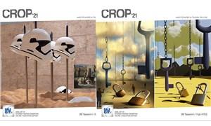 Türkiye'nin NFT platformunda yapılan ilk üniversite öğrencileri sergisi, CROP'21 gösterimde
