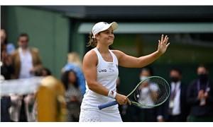 Wimbledon'da tek kadınlar şampiyonu Ashleigh Barty
