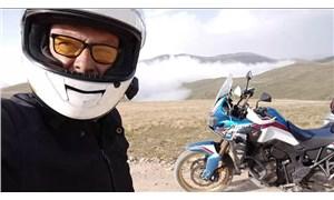 Ali Küver motosiklet yolculuklarını kitaplaştırdı: 'Yol Hikayeleri'