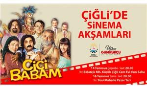 """""""Çiğli'de Sinema Akşamları"""" başlıyor"""