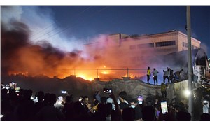 Irak'ta koronavirüs hastalarının kaldığı hastanede yangın: 92 ölü