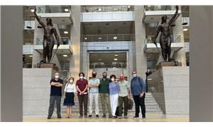 Kampüse alınmayan Boğaziçi Üniversitesi akademisyenlerinden suç duyurusu