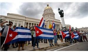 Küba'da hükümet karşıtı gösteriler: Bir kişi yaşamını yitirdi; Raul Castro, Siyasi Büro toplantısına katıldı