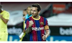 Messi'den Barcelona'ya yüzde 50 indirim