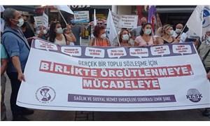 SES İzmir Şubesi taleplerini açıkladı: Gerçek toplu sözleşme için mücadeleye