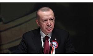 Erdoğan: KKTC'de pek çok eser ve projeyi ele alacağız