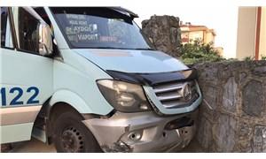 Pendik'te seyir halindeyken vurulan minibüs şoförü hayatını kaybetti!