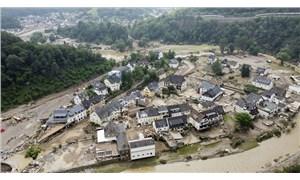 Almanya ve Belçika'daki sel felaketinde en az 190 kişi hayatını kaybetti