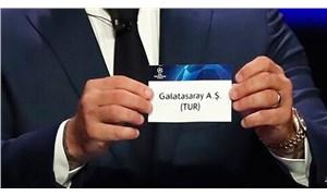 Galatasaray'ın muhtemel rakibi belli oldu