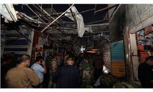 Irak'ın başkenti Bağdat'ta patlama: 30 ölü, 60 yaralı