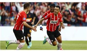 Galatasaray, PSV'ye 5-1 yenildi