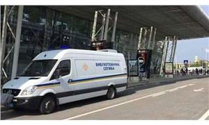 Lviv Havalimanı'nda bomba ihbarı: Olay anlaşıldı, uçuşlar yeniden başladı