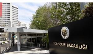 Dışişleri Bakanlığı'ndan BMGK'nin Kapalı Maraş kınamasına yanıt