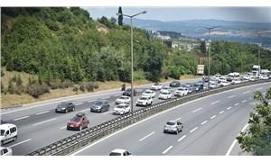 9 günlük bayram tatilinde trafik kazalarında 50 kişi öldü