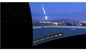 Norveç'e meteor düştü, gece gündüze döndü