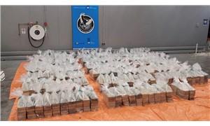 Rotterdam limanında 1 ton 760 kilogram kokain yakalandı