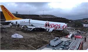 Sabiha Gökçen'deki uçak kazasının raporu tamamlandı